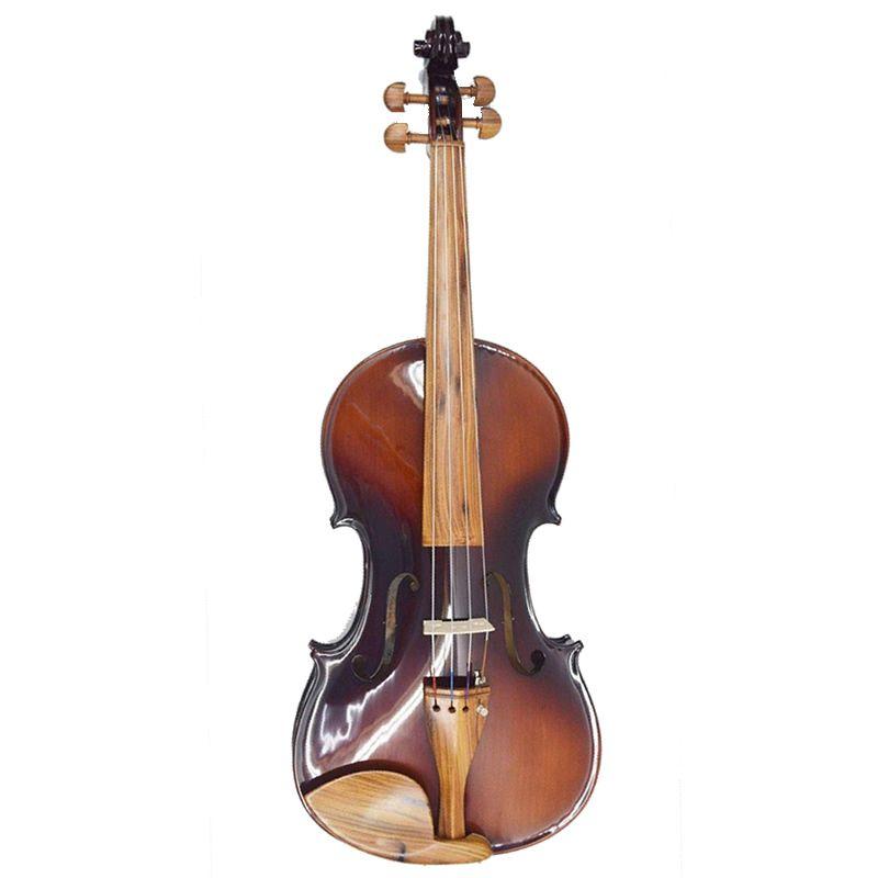 Viola Arco Nhureson 40 Evbc Madeira Exposta  - Luggi Instrumentos Musicais