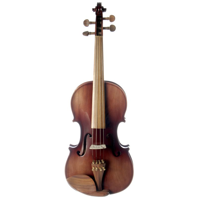 Viola Arco Nhureson 42 Madeira Exposta - Com Estojo, Arco e Breu   - Luggi Instrumentos Musicais