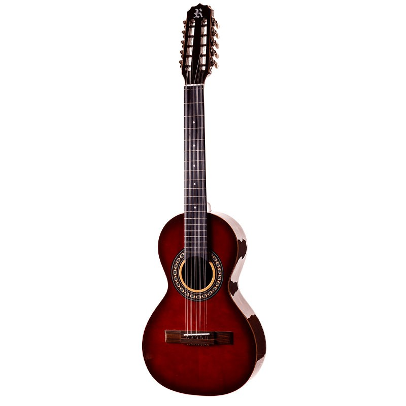 Viola Rozini RV121.AT.VM Ponteio   - Luggi Instrumentos Musicais
