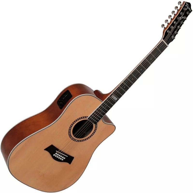 Violão Tagima Kansas Xii 12 Cordas  - Luggi Instrumentos Musicais