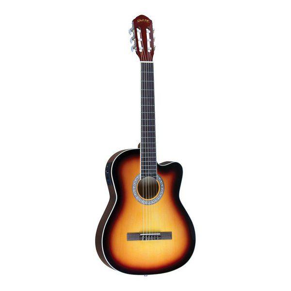 Violao Class Guitar Clc39 Nylon Sunburst  - Luggi Instrumentos Musicais