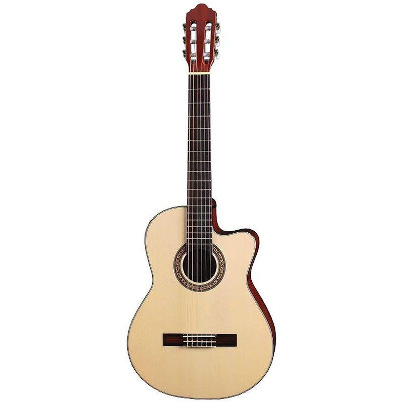 Violão Crafter Hce-250 Natural  - Luggi Instrumentos Musicais