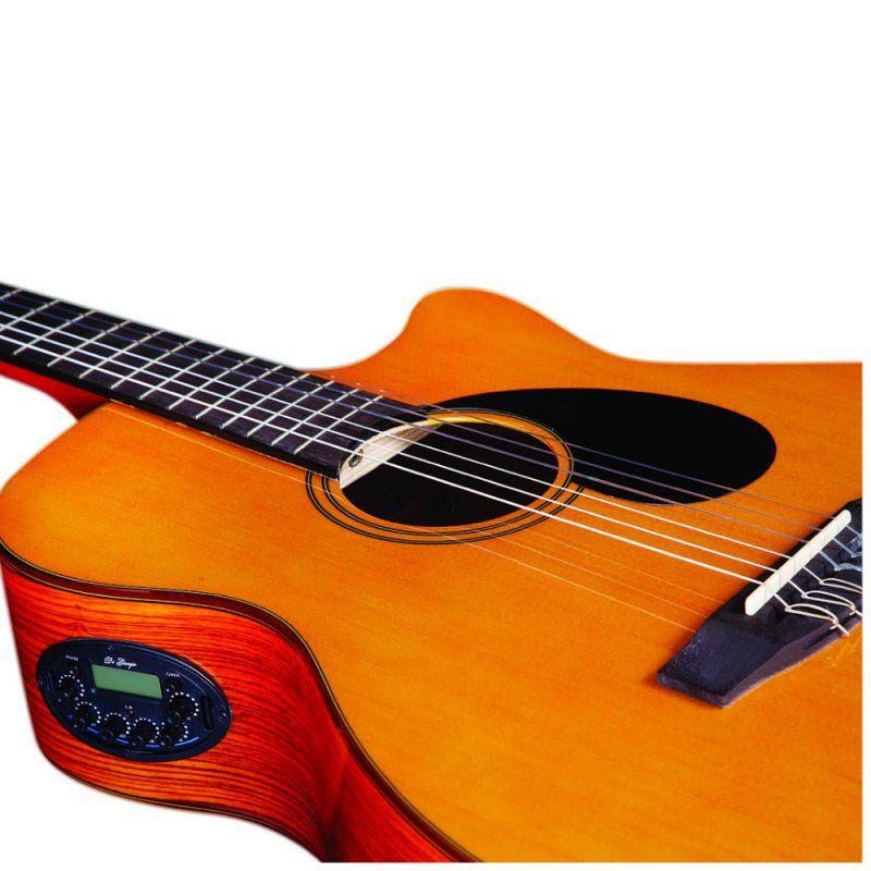 Violao Di Giorgio Monterey Nylon Natural  - Luggi Instrumentos Musicais