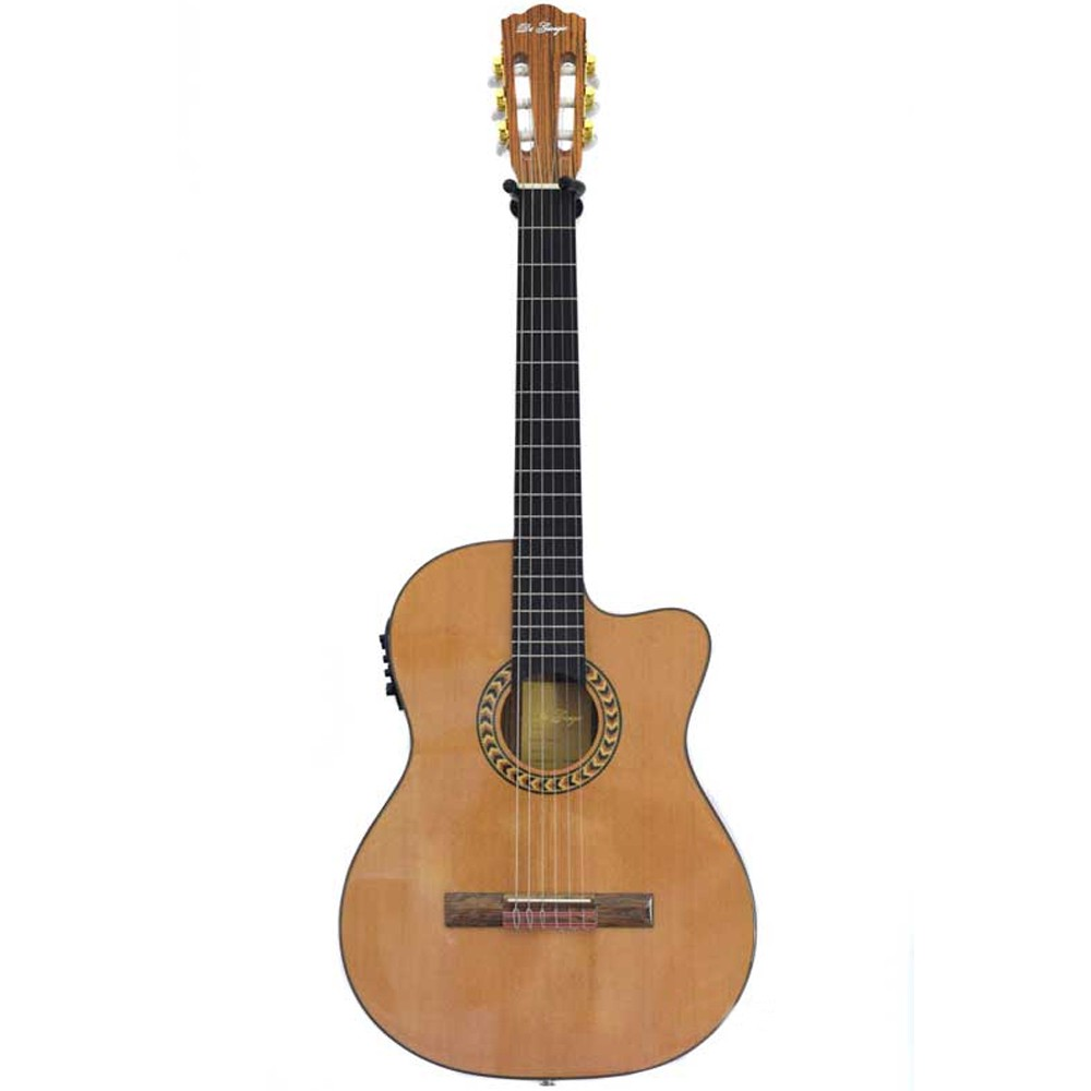 Violão Di Giorgio Talent 1 Natural - Flat - Nylon  - Luggi Instrumentos Musicais