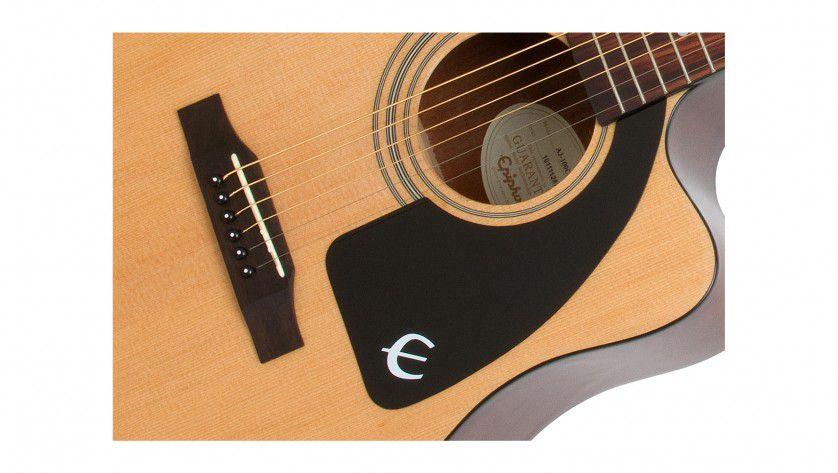 Violão  Epiphone AJ-100CE Elétrico Natural  - Luggi Instrumentos Musicais