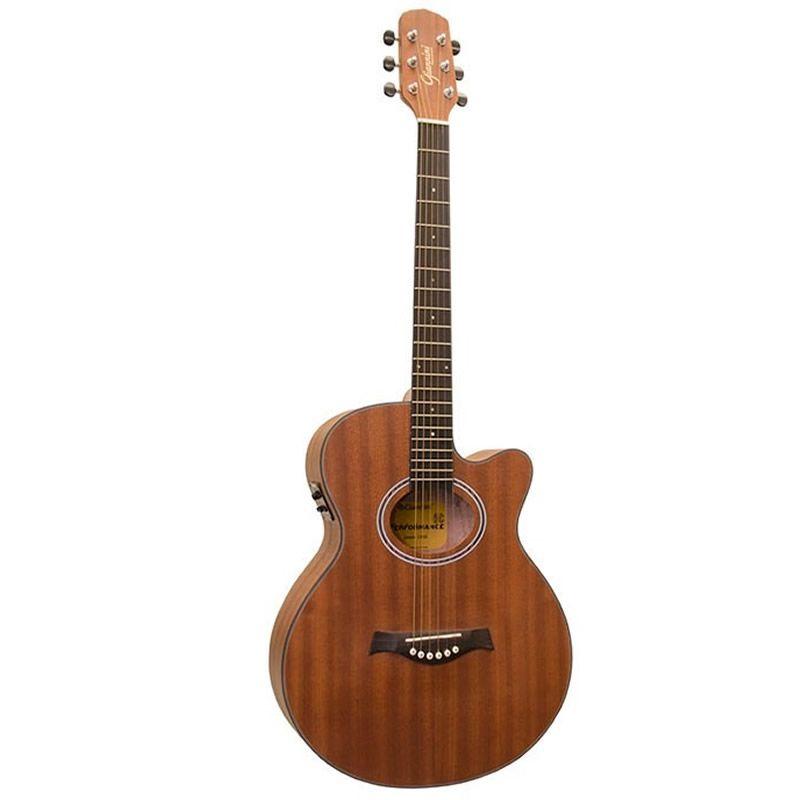 Violão Giannini Gf-3R Ceq  - Luggi Instrumentos Musicais
