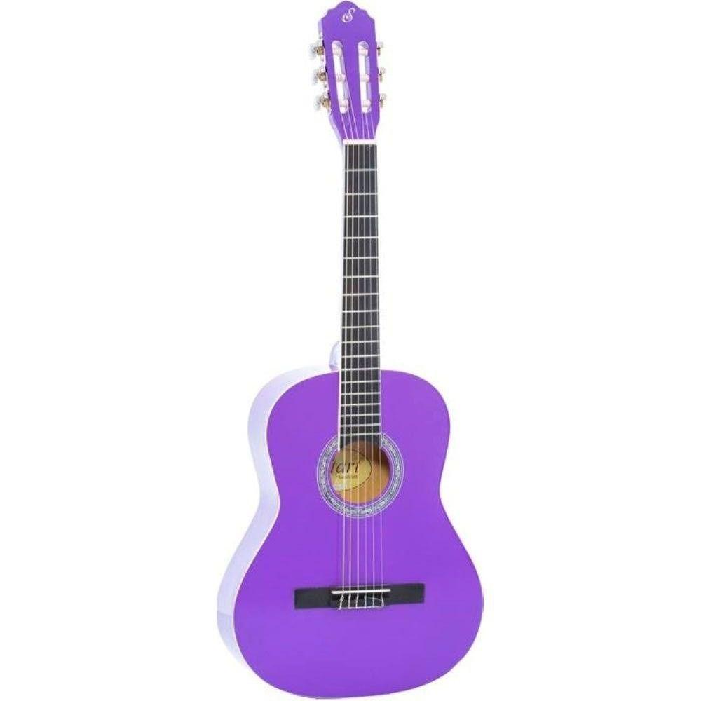Violão Giannini Start N14 Nylon Roxo  - Luggi Instrumentos Musicais