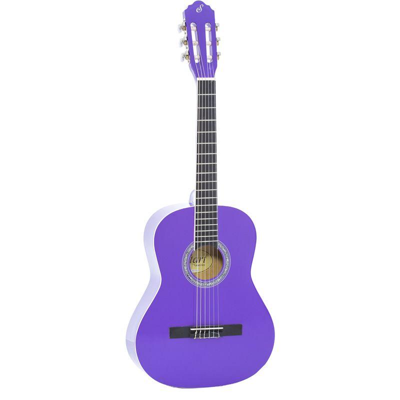 Violão Giannini Start N6 3/4 Nylon Roxo  - Luggi Instrumentos Musicais