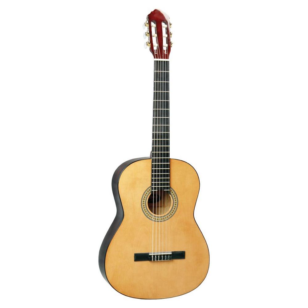 Violao Madrid Md100 Natural  - Luggi Instrumentos Musicais