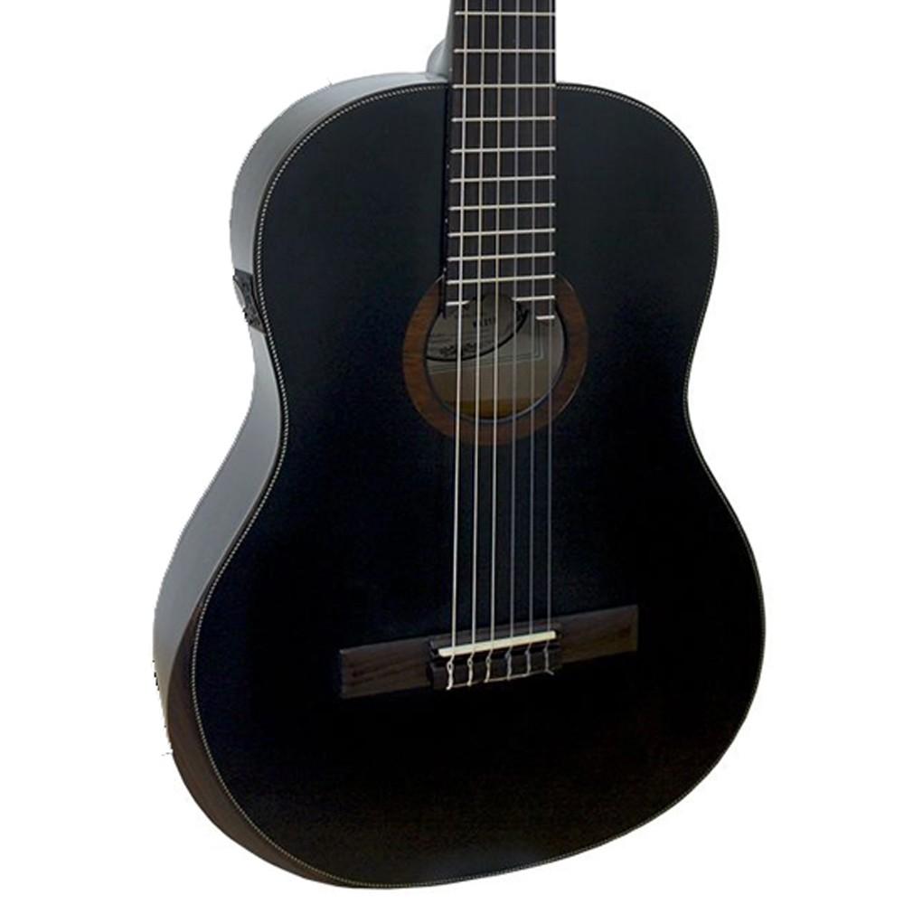 Violão Marques Vn218 Preto - Clássico - Nylon  - Luggi Instrumentos Musicais