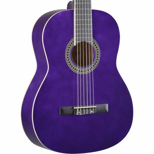 Violão Memphis Ac39 Roxo  - Luggi Instrumentos Musicais