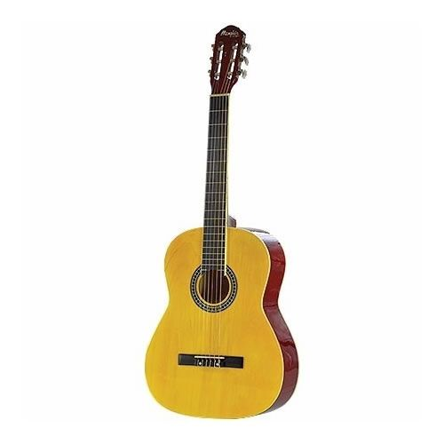 Violão Memphis Ac39 Natural  - Luggi Instrumentos Musicais