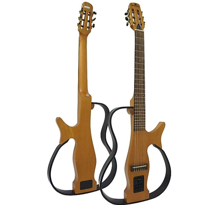 Violao Michael Vm219E Natural Nylon Eletrico  - Luggi Instrumentos Musicais