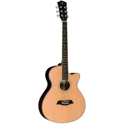 Violão Michael Vm621 Natural  - Luggi Instrumentos Musicais