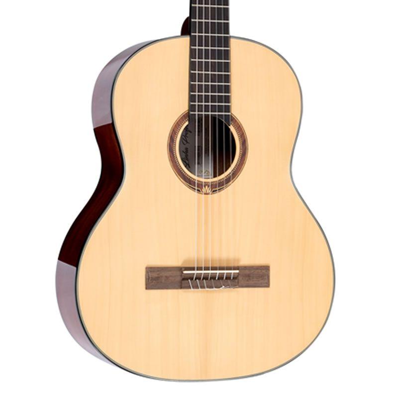 Violão Michael VM-87E Natural - Clássico - Nylon  - Luggi Instrumentos Musicais