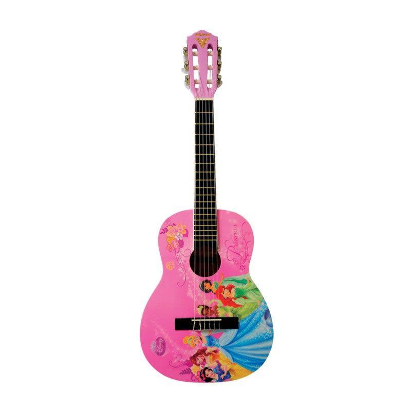 Violão Phx Vip-2 Infantil Disney Princess  - Luggi Instrumentos Musicais