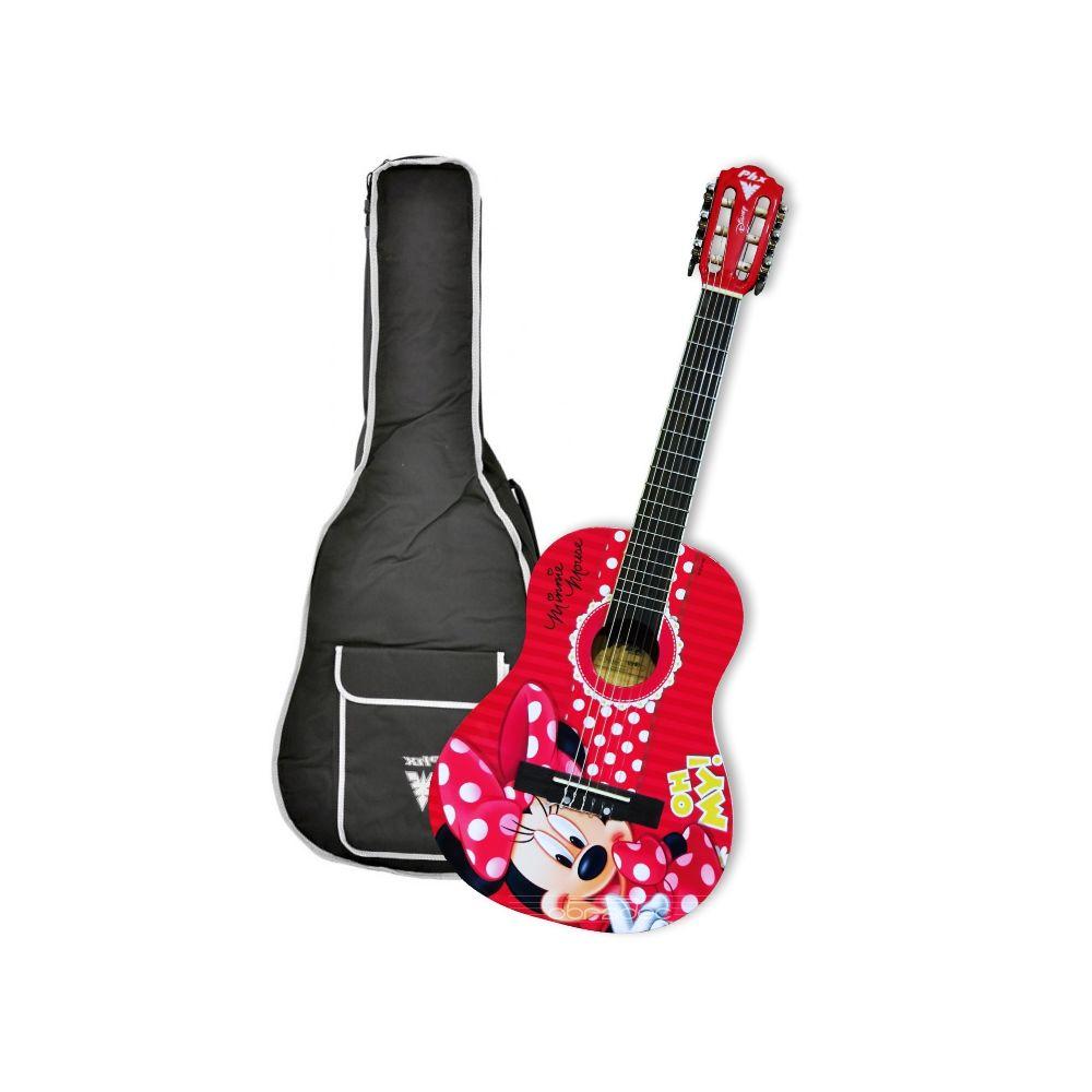 Violao Phx Minnie Disney Vid-Mn1  - Luggi Instrumentos Musicais