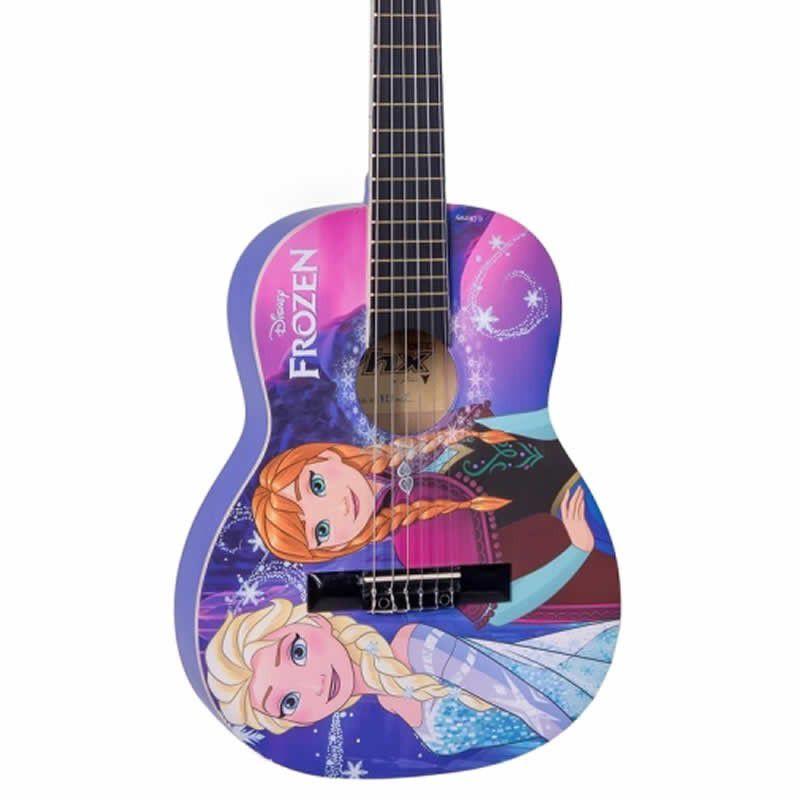 Violão Phx Vif-2 Disney Frozen  - Luggi Instrumentos Musicais
