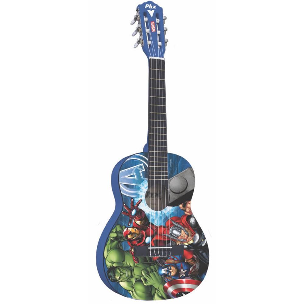 Violão Phx Vim-A1 Azul - Infantil - Nylon  - Luggi Instrumentos Musicais