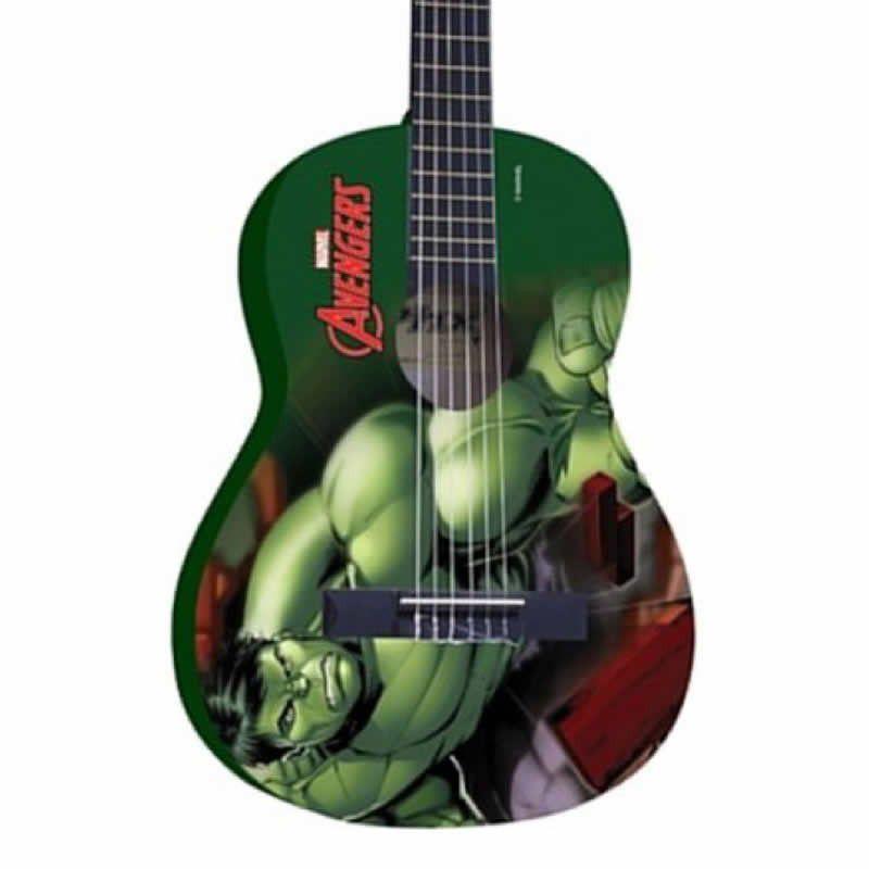 Violão Phx VIM-H1 Verde - Infantil - Nylon  - Luggi Instrumentos Musicais