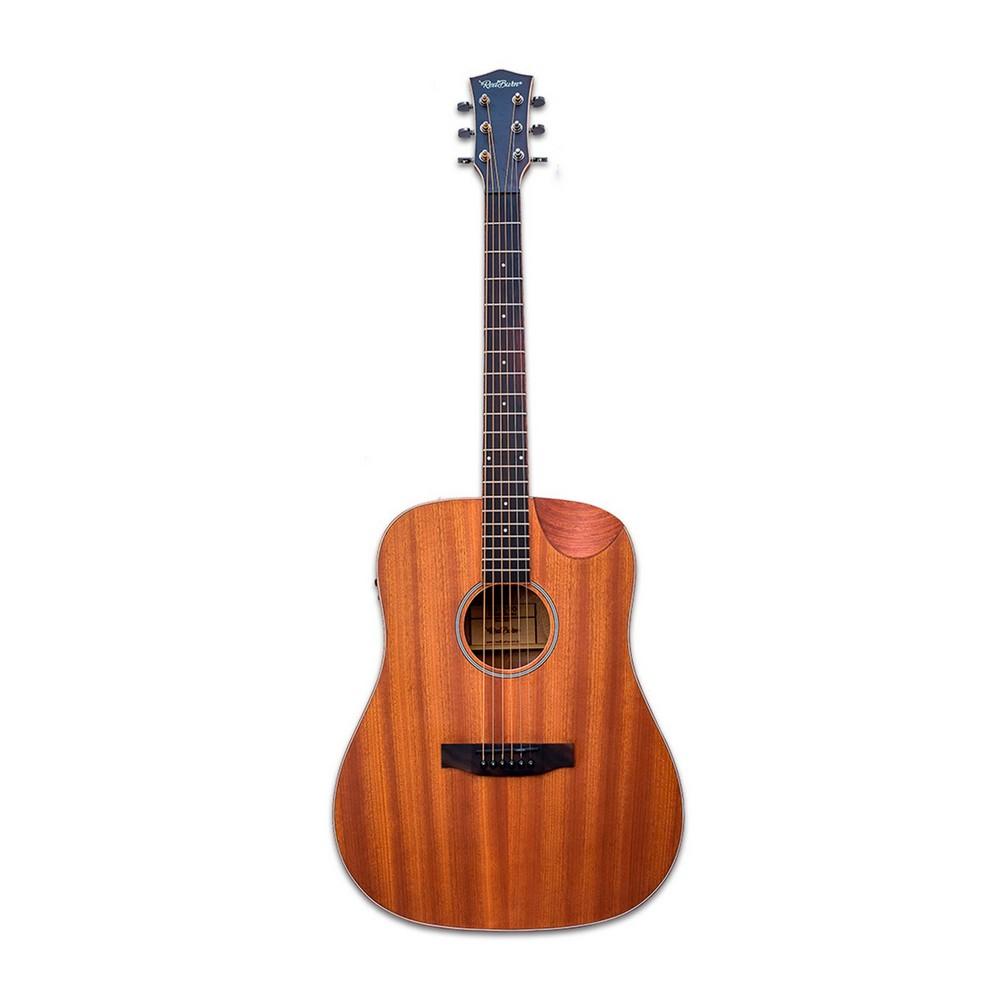 Violão Redburn Rb-200 Mahogany - Folk - Aço  - Luggi Instrumentos Musicais