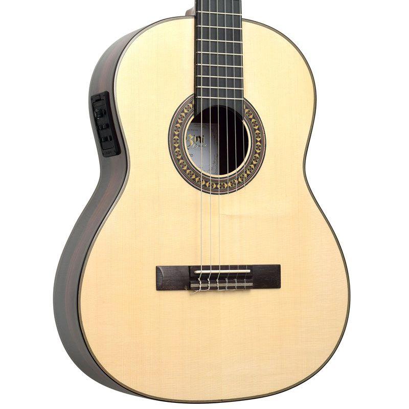 Violao Rozini Rx211 Atn Aco Eletrico  - Luggi Instrumentos Musicais