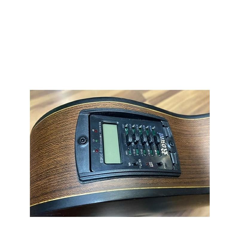 VIOLAO ROZINI RX515 FLAT NYLON NT FOSCO  - Luggi Instrumentos Musicais