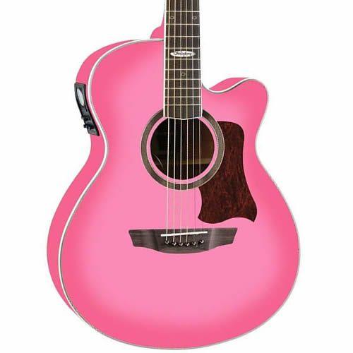 Violão Strinberg Sa20C Pink - Clássico - Aço  - Luggi Instrumentos Musicais