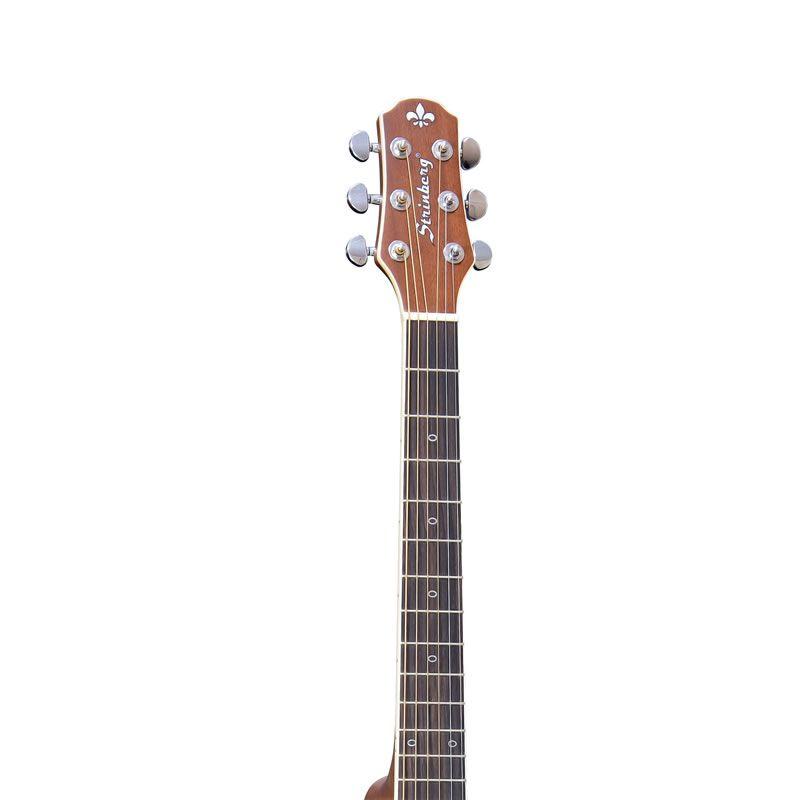 Violão Strinberg SD-20C Folk Sunburst  - Luggi Instrumentos Musicais