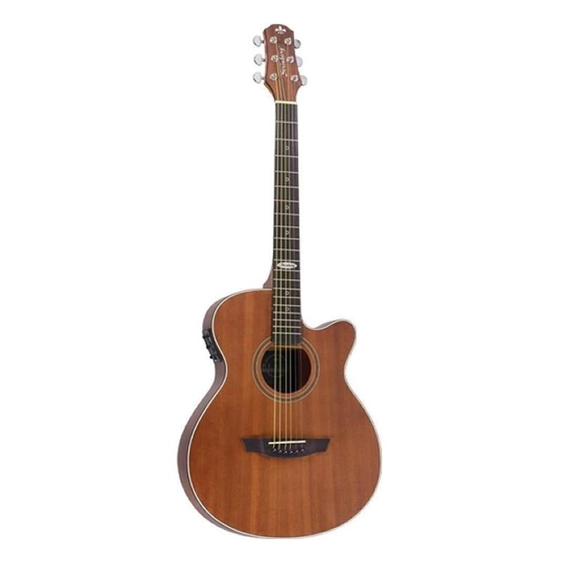 Violao Strinberg Sf200C- Flat Aço Mahogany  - Luggi Instrumentos Musicais