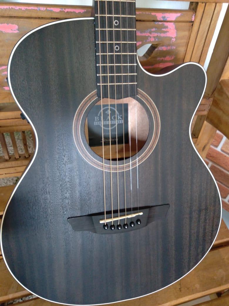 VIOLAO STRINBERG SF200C TOBACO SATIN - FLAT AÇO  - Luggi Instrumentos Musicais