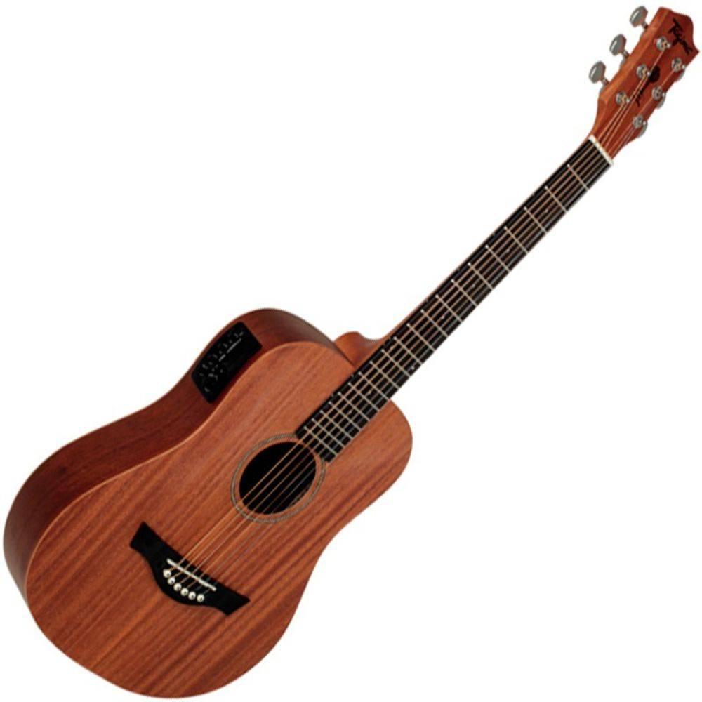 Violão Tagima Baby Mahogany Aço  - Luggi Instrumentos Musicais