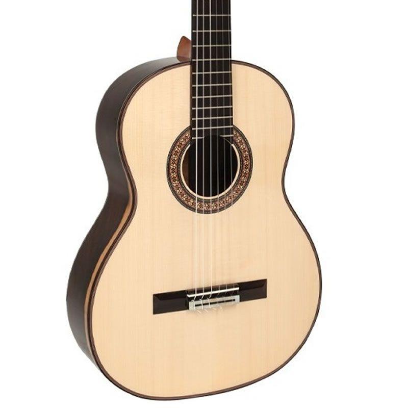 Violão Tagima CF-700 Acústico Natural Serie Cafe C/Case  - Luggi Instrumentos Musicais
