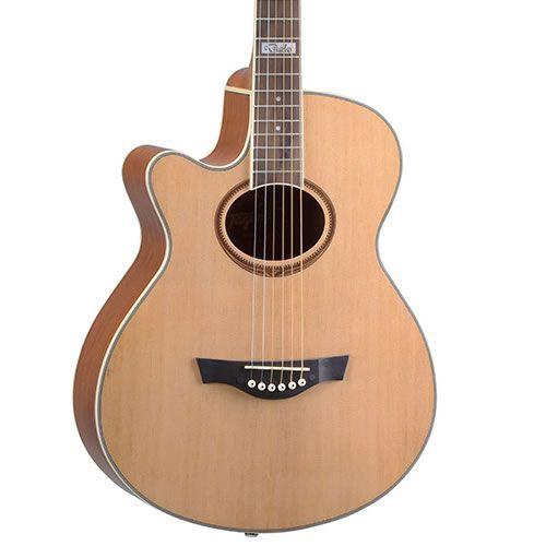 Violão Tagima Dallas Natural - Clássico - Aço - LH  - Luggi Instrumentos Musicais