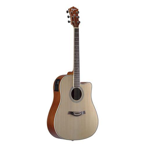 Violão Tagima Kansas Folk Aço Natural  - Luggi Instrumentos Musicais