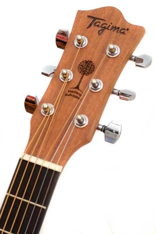 Violão Tagima Montana Mahogany - Clássico - Aço  - Luggi Instrumentos Musicais