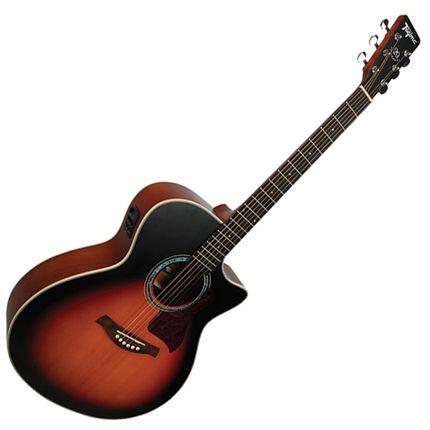 Violão Tagima Tw29 Woodstock Sunburst  - Luggi Instrumentos Musicais
