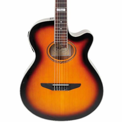 Violão Tagima Vegas Nylon Sunburst  - Luggi Instrumentos Musicais