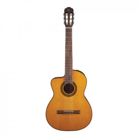 Violão Takamine Gc1Ce Lh Canhoto Natural  - Luggi Instrumentos Musicais