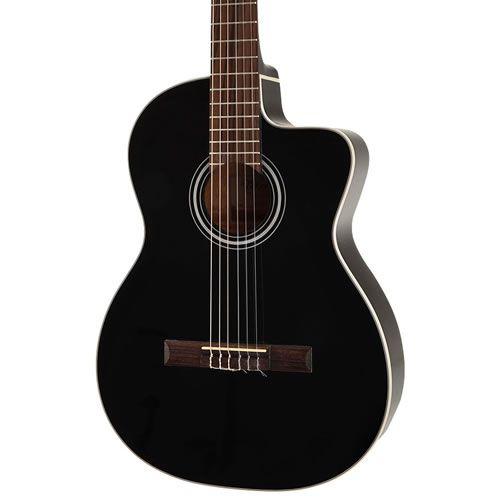 Violão Takamine Gc1Ce Preto  - Luggi Instrumentos Musicais