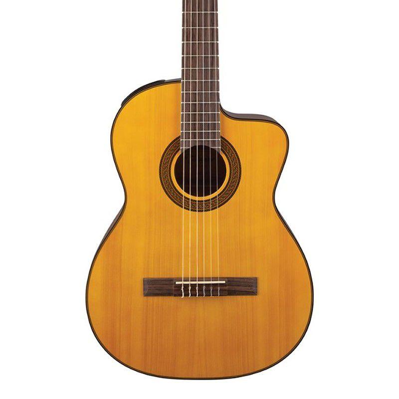 Violão Takamine Gc3Ce Natural  - Luggi Instrumentos Musicais