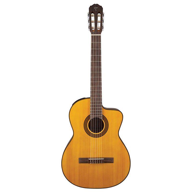 Violao Takamine Gc3Ce Natural  - Luggi Instrumentos Musicais