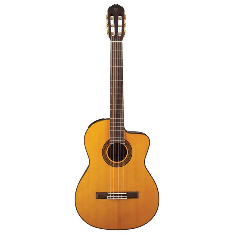 Violão Takamine Gc5Ce Natural  - Luggi Instrumentos Musicais