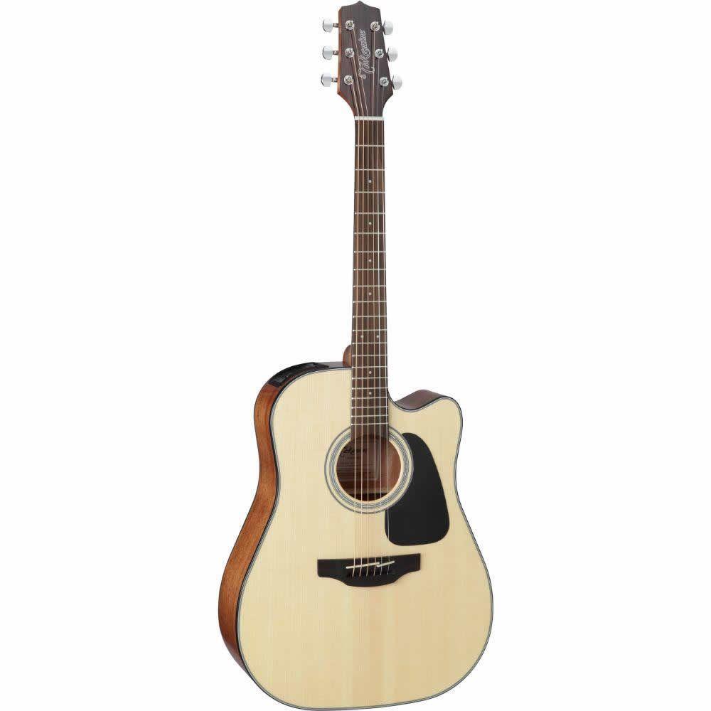 Violão Takamine Gd30Ce Natural  - Luggi Instrumentos Musicais