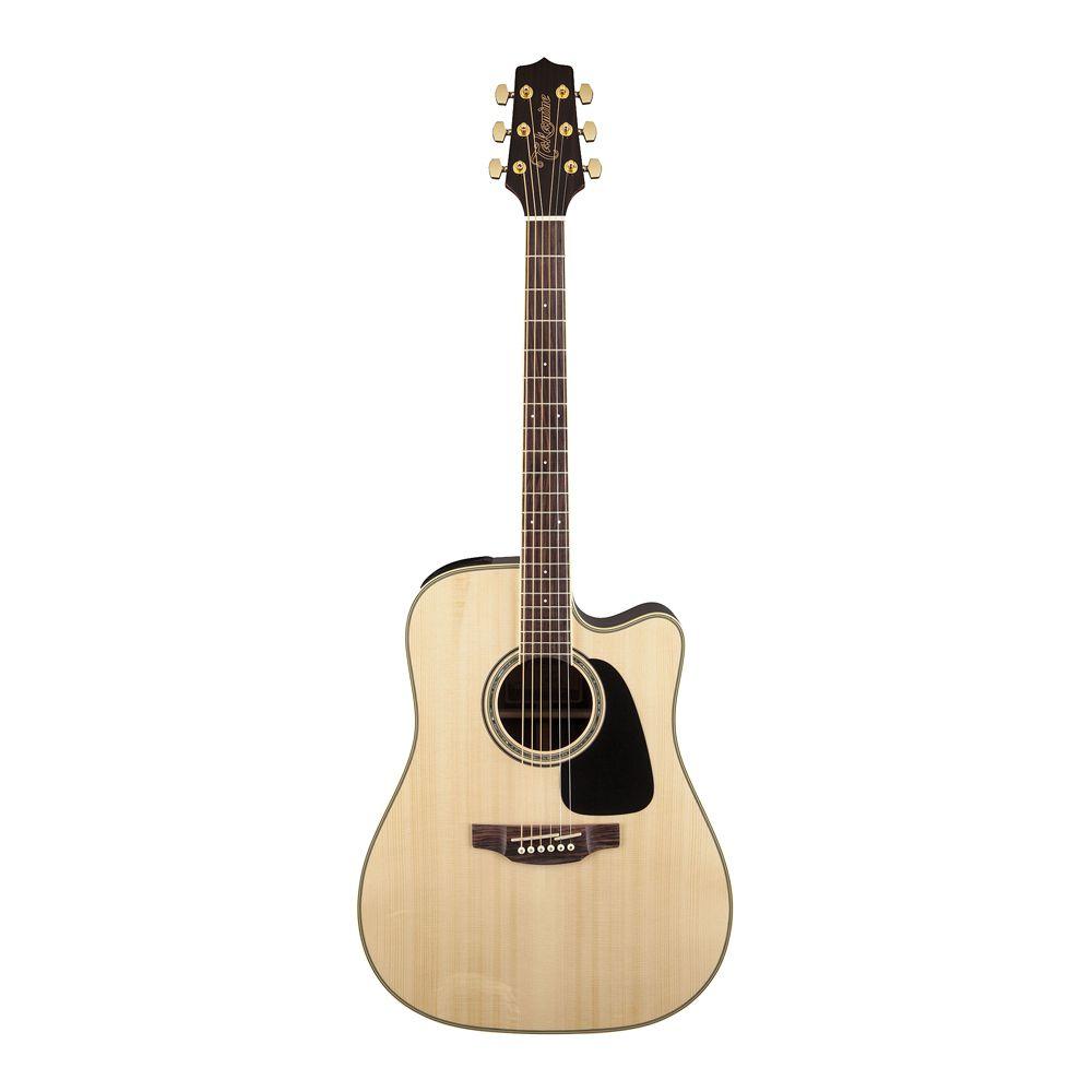 Violão Takamine Gd51Ce Natural  - Luggi Instrumentos Musicais
