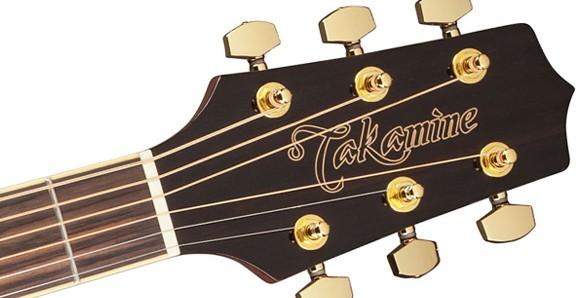 Violão Takamine Gd51Ce Sunburst - Folk - Aço  - Luggi Instrumentos Musicais