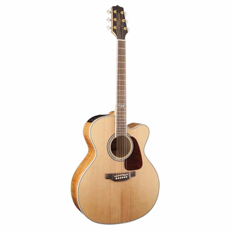 Violão Takamine Gj72Ce Natural  - Luggi Instrumentos Musicais