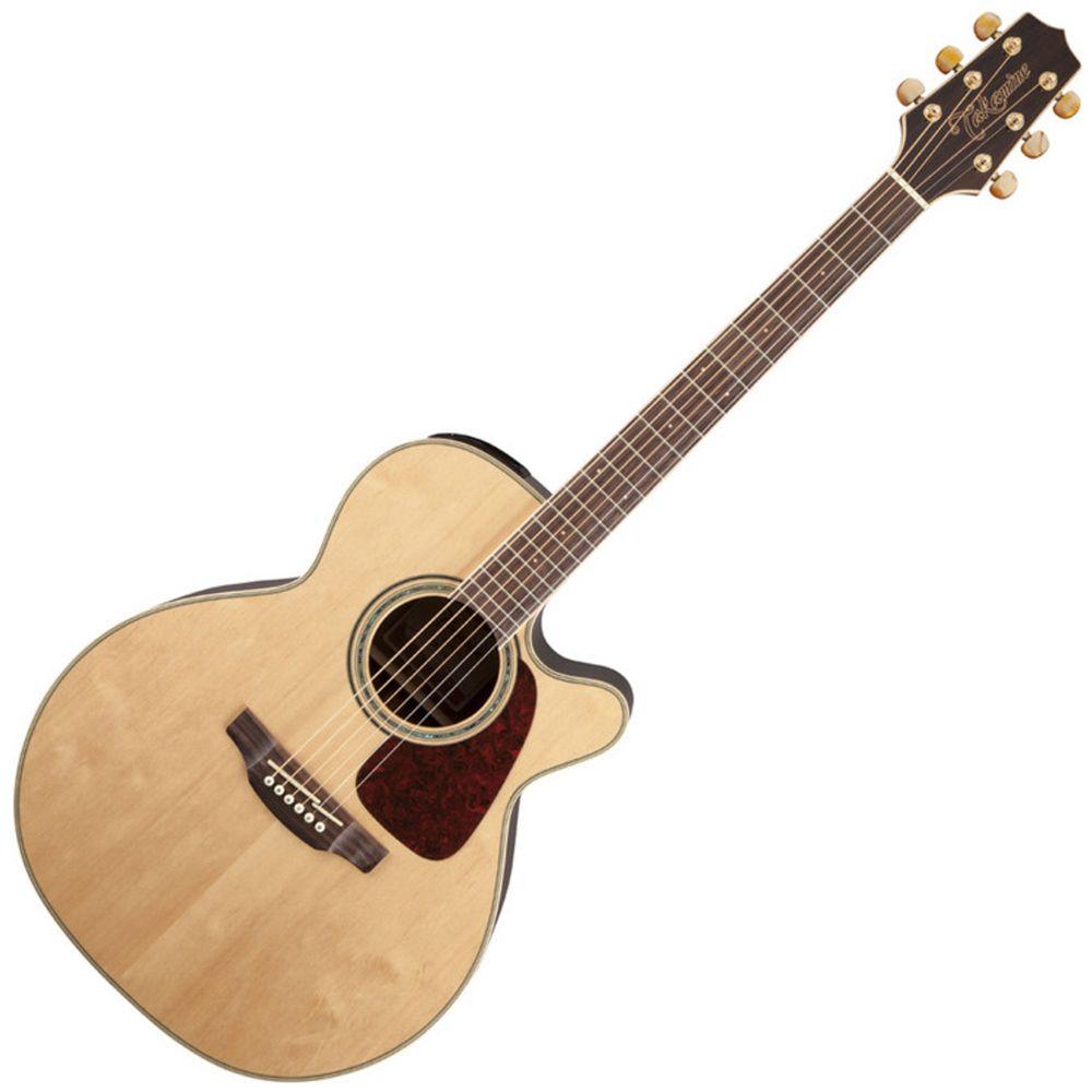Violão Takamine Gn71Ce Natural  - Luggi Instrumentos Musicais
