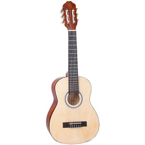 """Violão Vogga Infantil Vca83 Natural 30""""  - Luggi Instrumentos Musicais"""