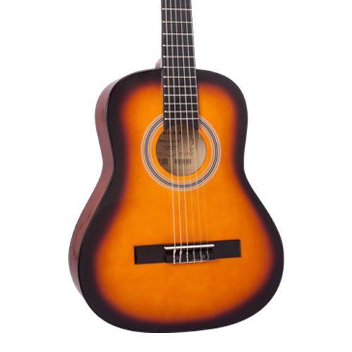"""Violão Vogga Infantil Vca86 Sunburst 30""""  - Luggi Instrumentos Musicais"""